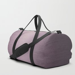 Purple Ombre Duffle Bag