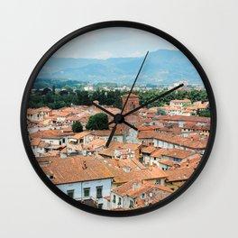 Beautiful Lucca Wall Clock