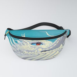 Rising Dragon by #Bizzartino Fanny Pack