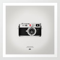 magnani Art Prints featuring Icons 001 by Gianmarco Magnani