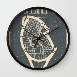 McEnroe Wall Clock