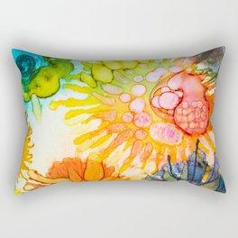 Eufloria Rectangular Pillow
