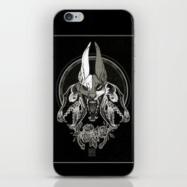 Malediction iPhone Skin