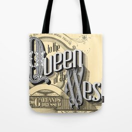 Queen of the West Tote Bag