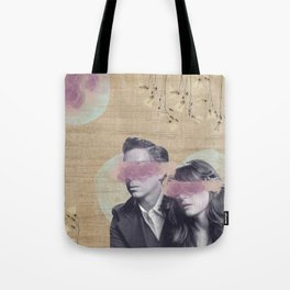 Feminine Collage IV Tote Bag