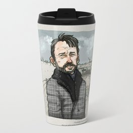 Lorne Malvo, Billy Bob Thornton at Fargo series Travel Mug