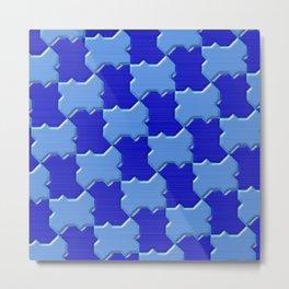 Geometrix 143 Metal Print