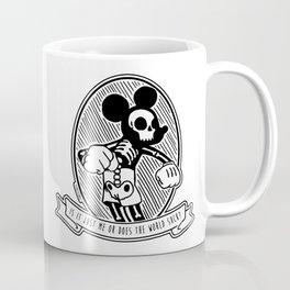 Alternative Punk Mickey Mouse Tattoo Art Coffee Mug