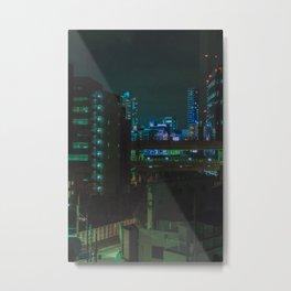 Tokyo feels : Ikebukuro sleeps 2 Metal Print