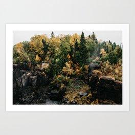 Grand Portage Scenery, Minnesota | Nature and Landscape Photography Art Print