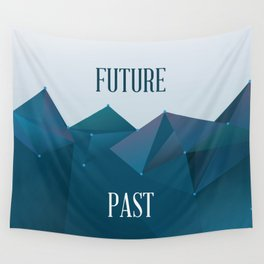 Past and Future Wall Tapestry