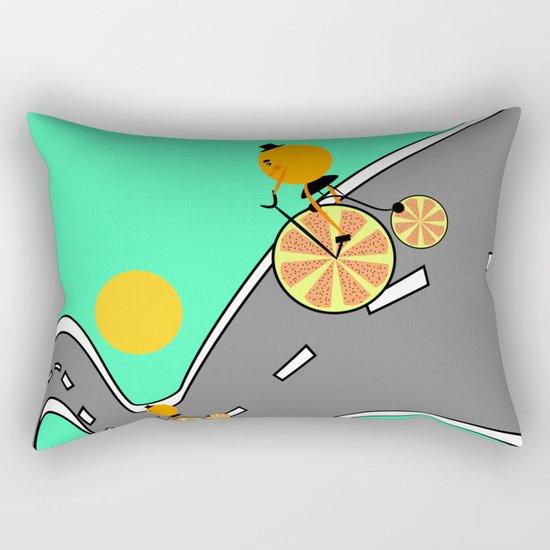 Joy ride Rectangular Pillow