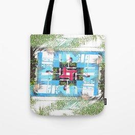 Juggle Tote Bag