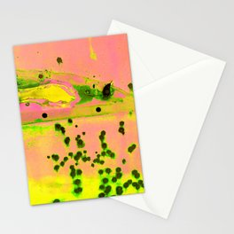 Riddled with Rust Passionfruit Stationery Cards