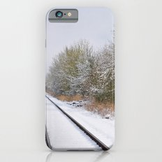 Remnants of a Simpler Time - The Tracks iPhone 6s Slim Case