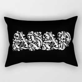 ASAP Rectangular Pillow