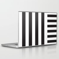 piano Laptop & iPad Skins featuring Piano by Vadeco