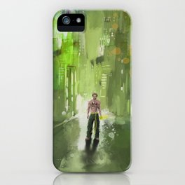 Danny Rand iPhone Case