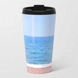 Tranquility Metal Travel Mug