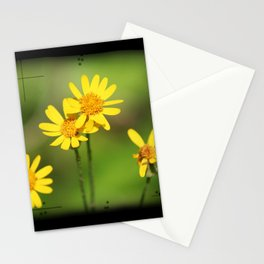 Yellow Flower Dream Stationery Cards