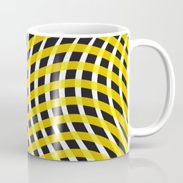 abstract waves Coffee Mug
