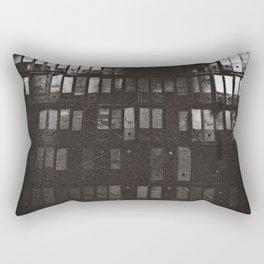 Compartmentalise Rectangular Pillow