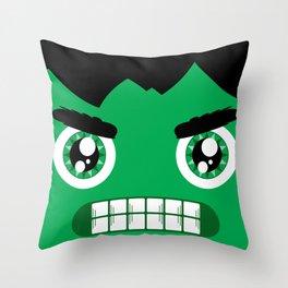 Adorable Hulk Throw Pillow