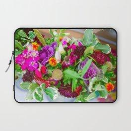Summer Flowers Laptop Sleeve
