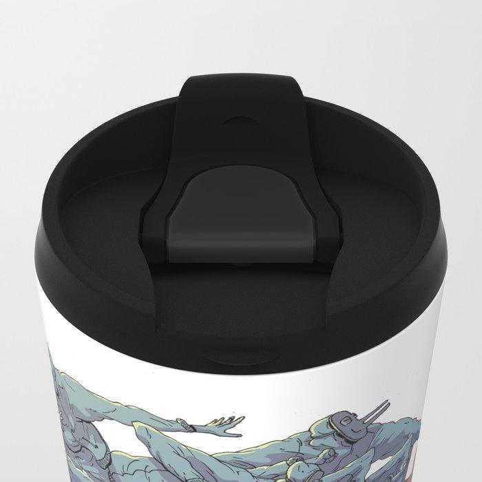 RUMBLE Metal Travel Mug
