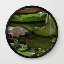 Green Giant Wall Clock