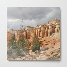 Bryce Canyon ~ Mossy Cave trail Metal Print