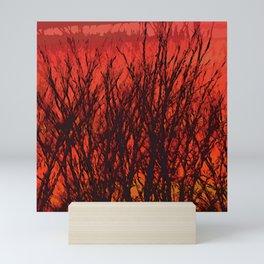 Sunscape Mini Art Print