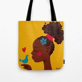 Black History Month Tote Bag