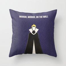 Disney Villain - Evil Queen Throw Pillow