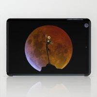 gondor iPad Cases featuring NIGHTMARE JACK SKELLINGTON by alexa