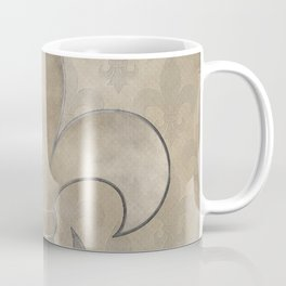 Fleur de lis pattern Coffee Mug