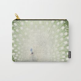Peacock (1925 - 1936) by Ohara Koson (1877-1945) Carry-All Pouch