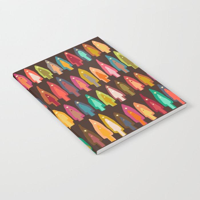 Shirish trees chocolate Notebook