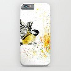Chickadee`s flight Slim Case iPhone 6s