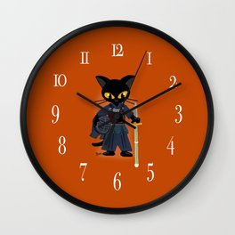 Kendo Wall Clock