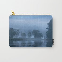 Peaceful Blue Carry-All Pouch