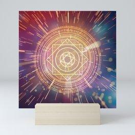 Strange Magic Mandala 1 Mini Art Print