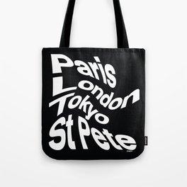 WORLD TOUR TRIP Tote Bag