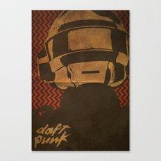 Daft Punk Thomas Bangalter I Canvas Print