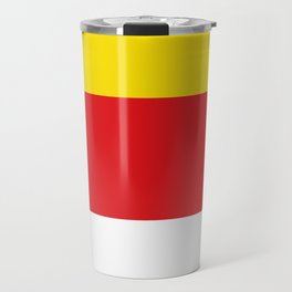 flag of Kärnten or Carinthia Travel Mug