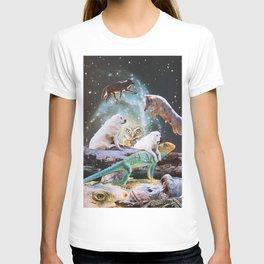 Cosmic Creatures T-shirt