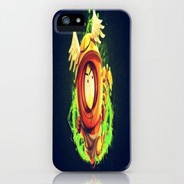 Greek God Kenny iPhone Case