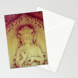 Fire Within. Hong Kong deity Stationery Cards