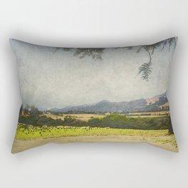 Fields of Solvang Rectangular Pillow