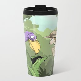 Birding Metal Travel Mug